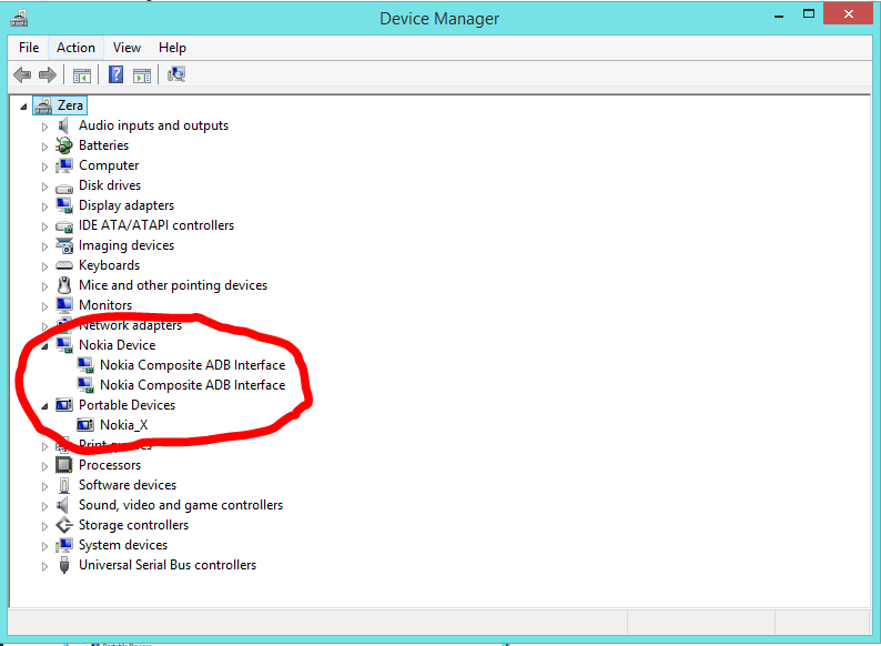 ANDROID ADAPTER ADB DRIVER FOR WINDOWS 7